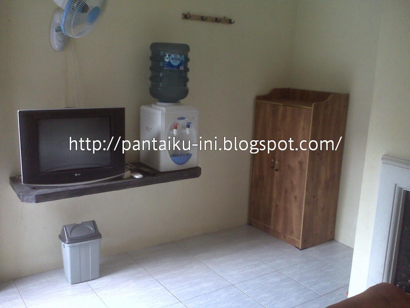 Fasilitas Kamar Penginapan Sinar Pagi - http://pantaiku-ini.blogspot.com/2014/10/detail-penginapan-sinar-pagi.html