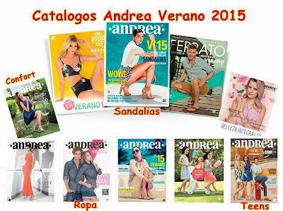 Catalogos Andrea Verano 2015