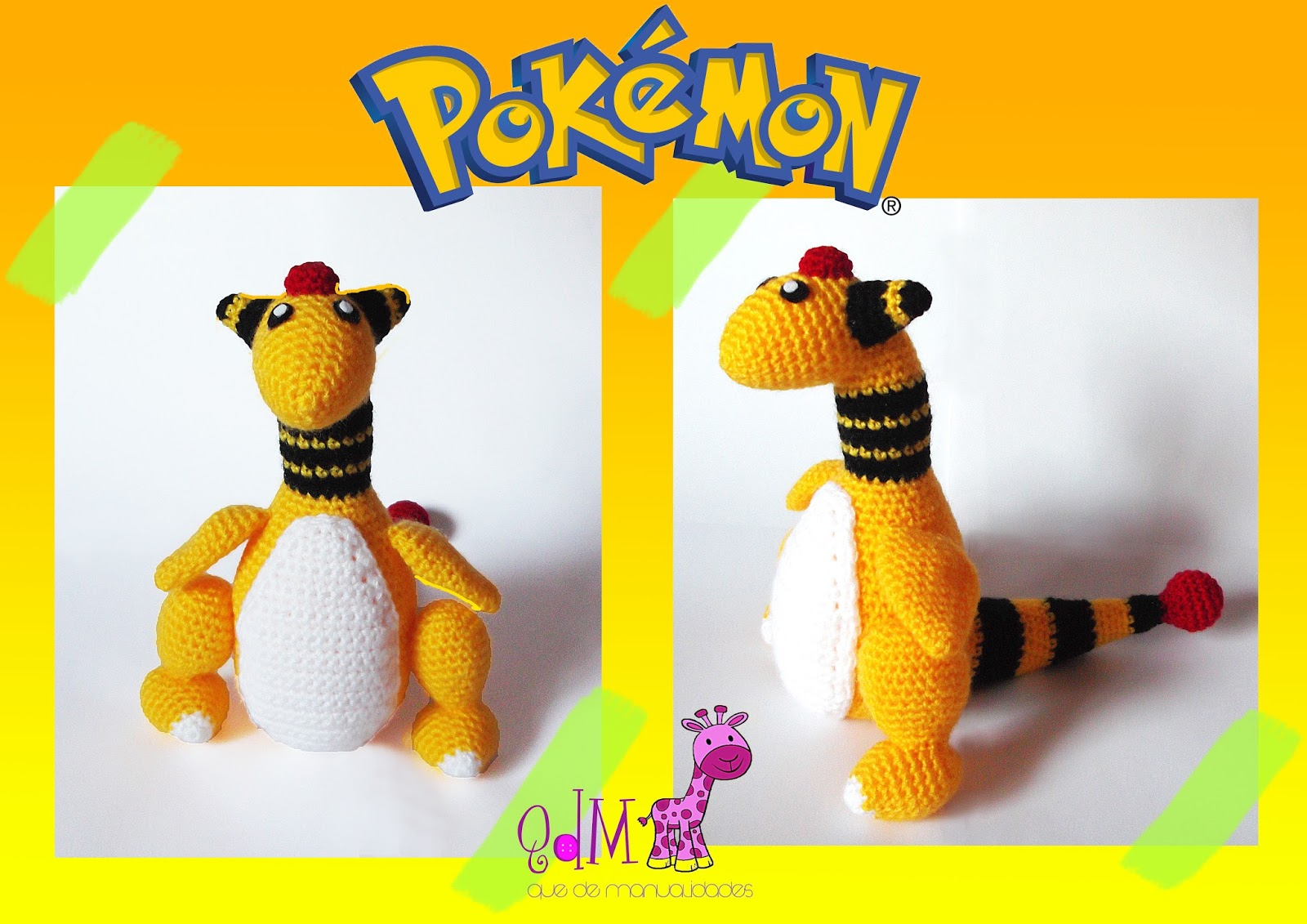 pokemon ampharos