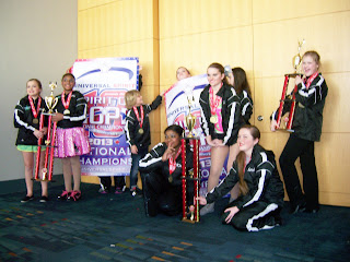 national dance champions south charlotte