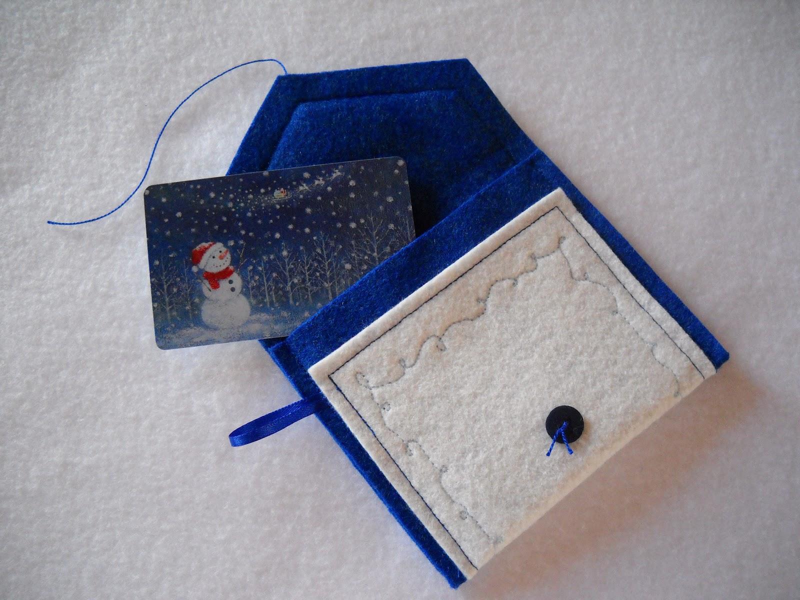 Julies Creative Ideas Christmas Evergreen Tree Gift Card