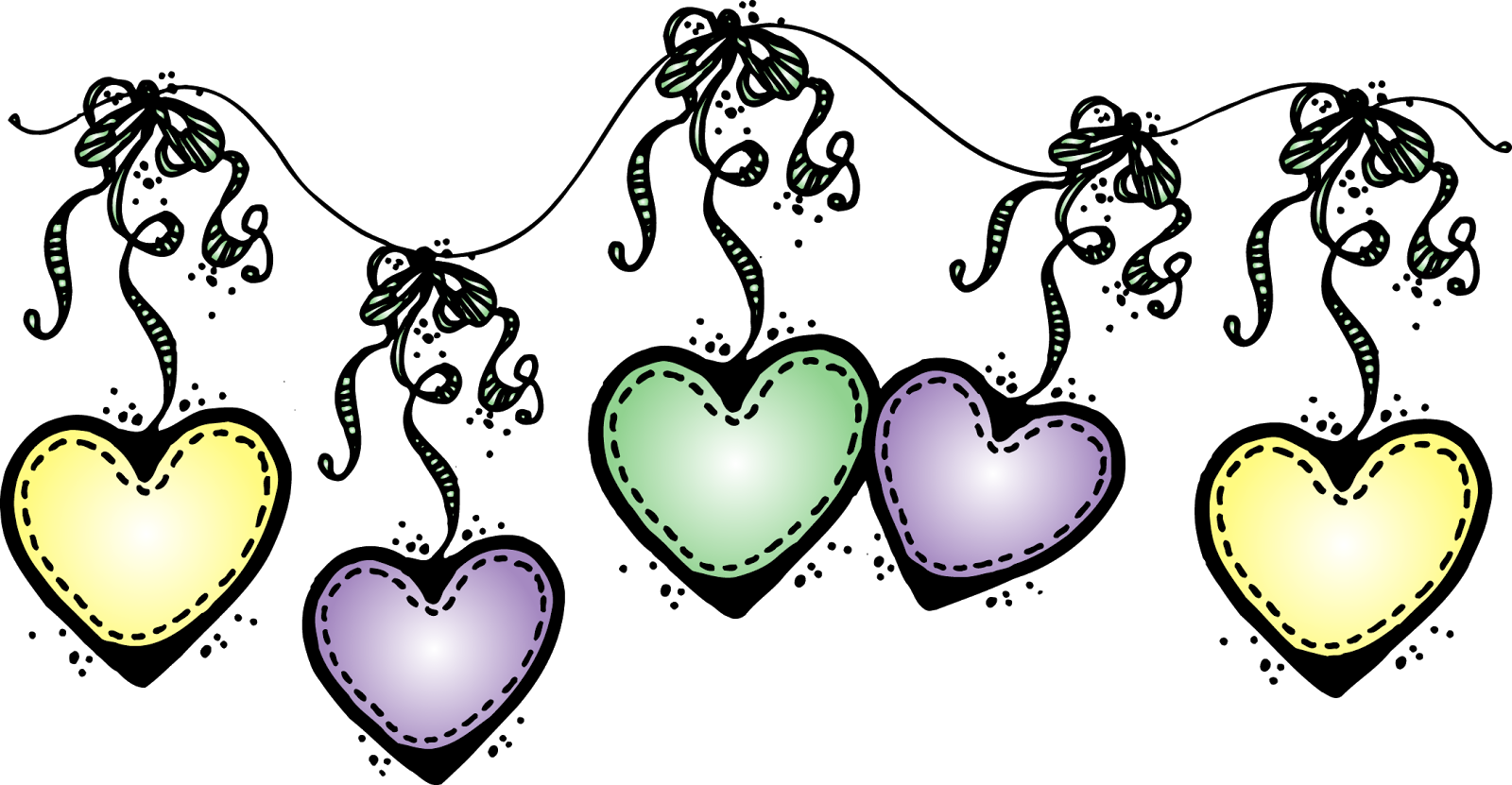 Clip Art And Coloring PagesThankful Heart Clipart
