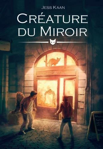 Leblogajesskaan cr ature du miroir o en est on for Meurtre en miroir