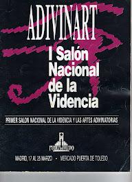 Portada revista Adivinart 1990