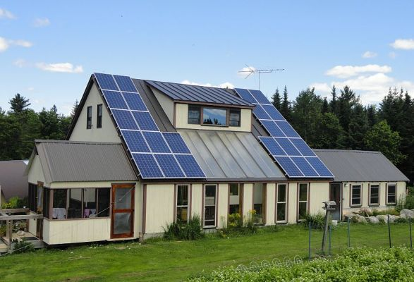 Greencyclopedia Solar Power At Home Now Easier Than Ever