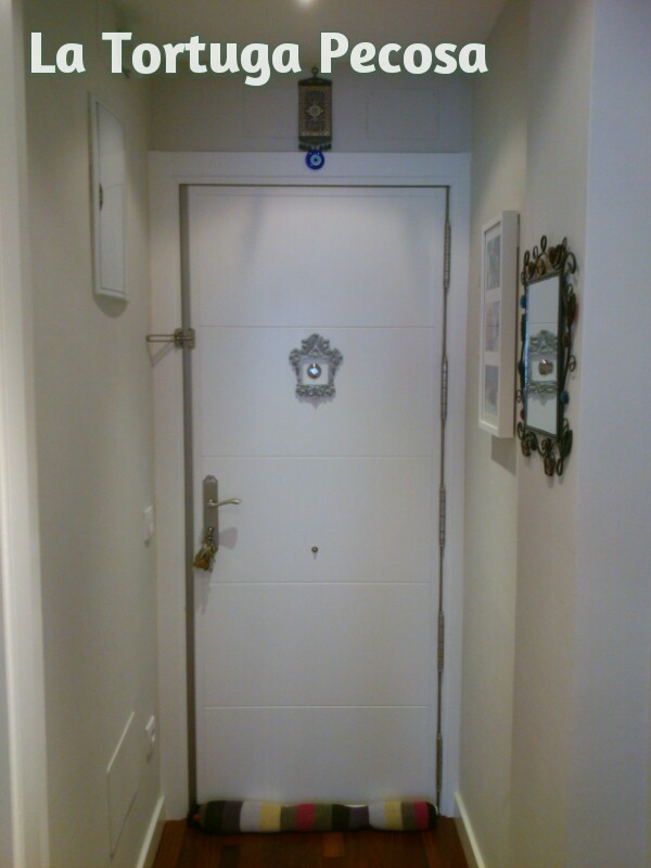 aislar puertas del frio