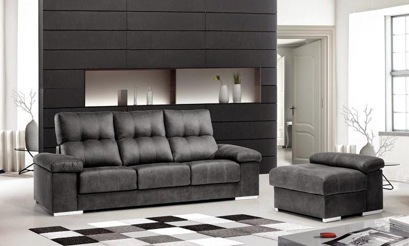 Muebles josemari especial sofas poco fondo for Muebles zamorano jose mari