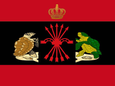 Bandera de Ecomusia