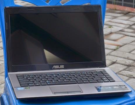 harga Laptop Gaming Asus A43SJ-VX399D bekas