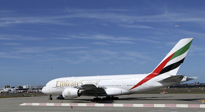 Emirates Airlines A380