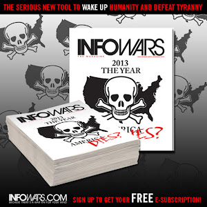 FREE BACK COPIES OF INFOWARS MAGAZINE