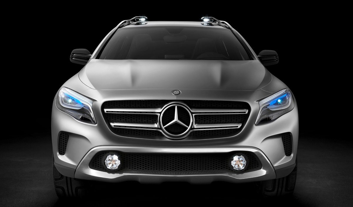 Mercedes Benz Gla Class 2015 2016 2017 Model