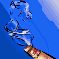 'L'última cigarreta (Clara de Jaume)'