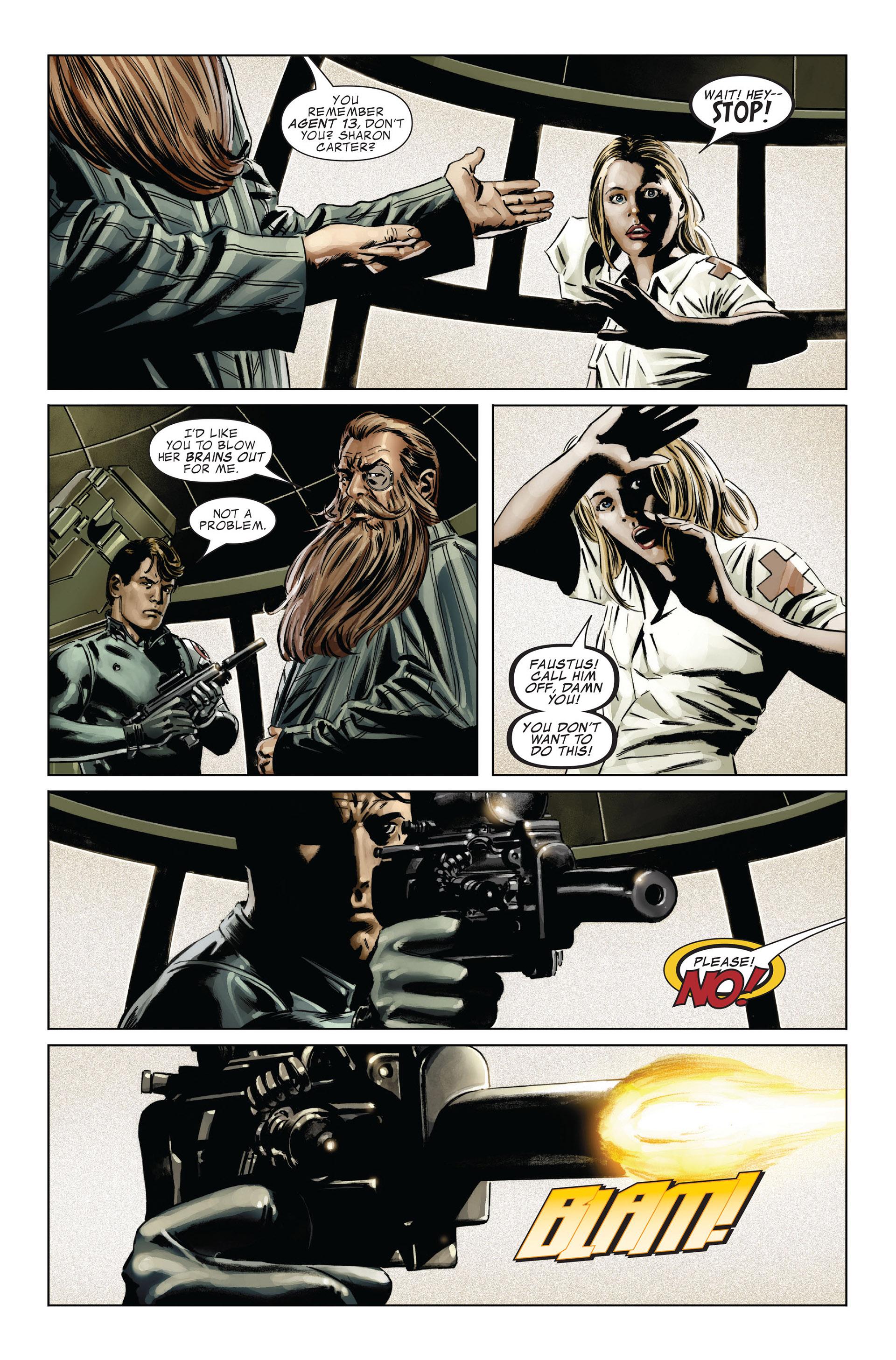 Captain America (2005) Issue #31 #31 - English 24