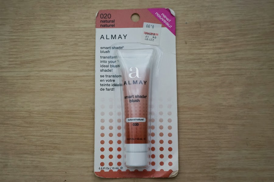 Almay Smart Shade Blush in Natural
