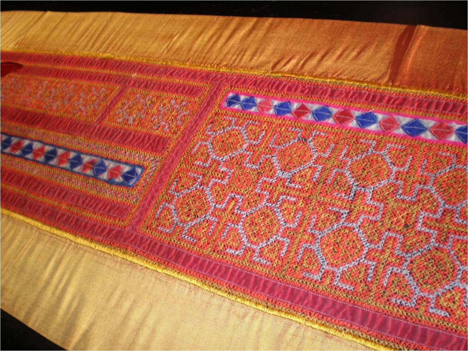 hmong textiles essay More than a pretty cloth: teaching hmong history and culture through textile art.