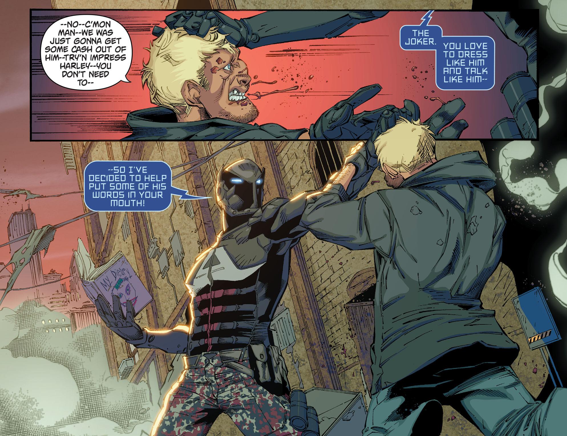 Batman: Arkham Knight [I] Issue #7 #9 - English 10