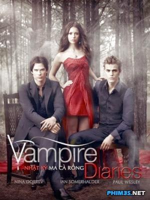 Nhật Ký Ma Cà Rồng Phần 5 The Vampire Diaries