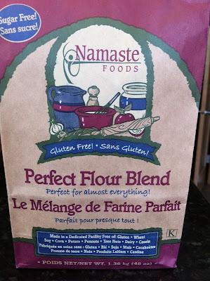 Namaste Gluten Free Perfect Flour Blend