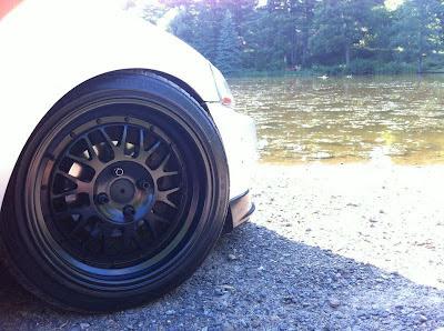 98 Civic EK Type R Rims
