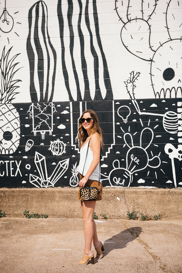 Clare Vivier Leopard Bag