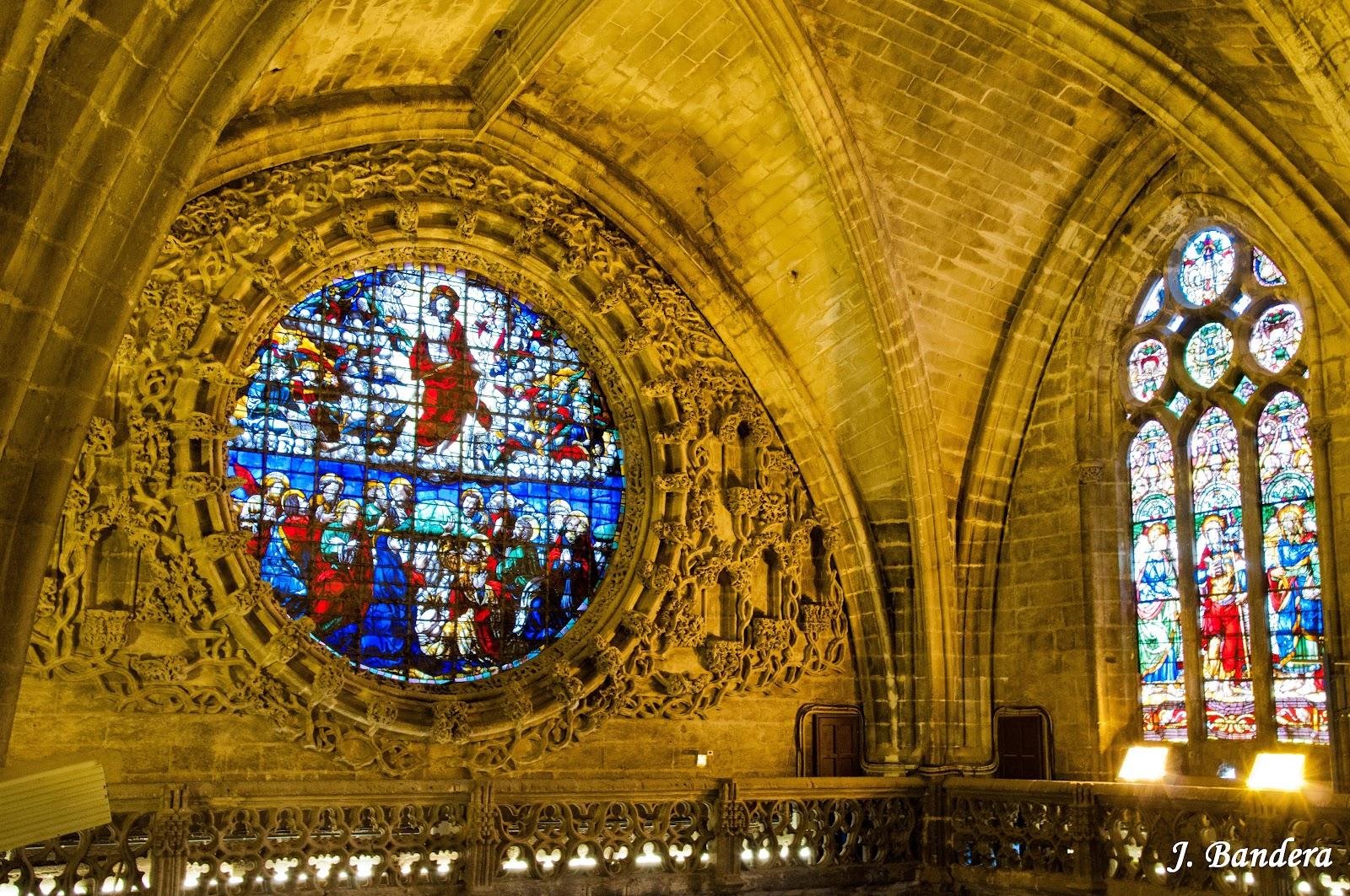 Las fotograf as de bandera la catedral desde las alturas for Exterior catedral de sevilla