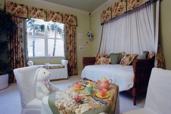 Decoraci n de interiores cuartos infantiles para crecer - Decoracion de interiores infantil ...