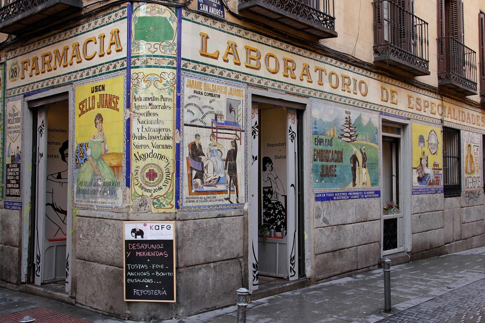 Resultado de imagen de comercios antiguos y tiendas centenarias
