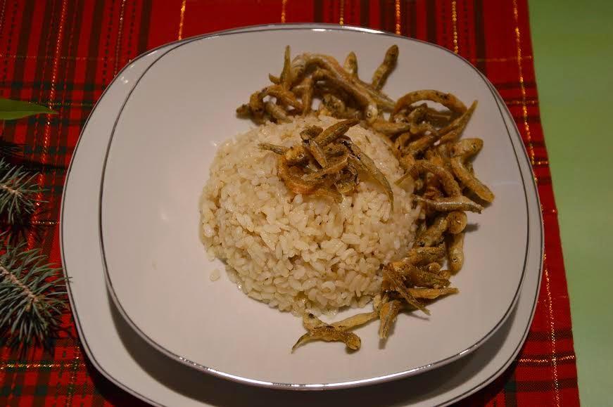 Risotto con la psina, il piatto che rappresenta il territorio e la sua storia