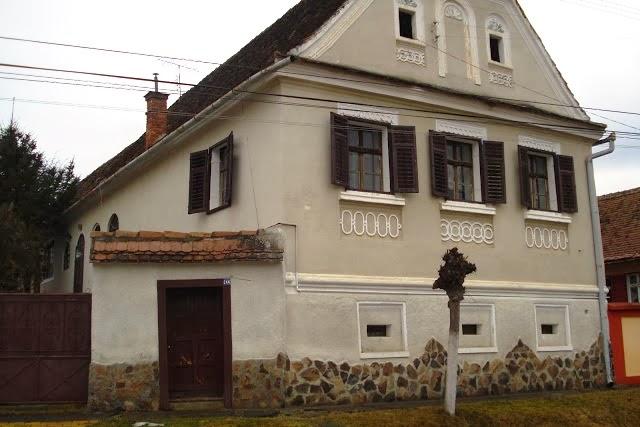 Casa Baronului din Bazna, muzeul culturii săsești