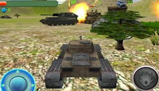 Game xe tăng - Xe tăng lửa và đạn