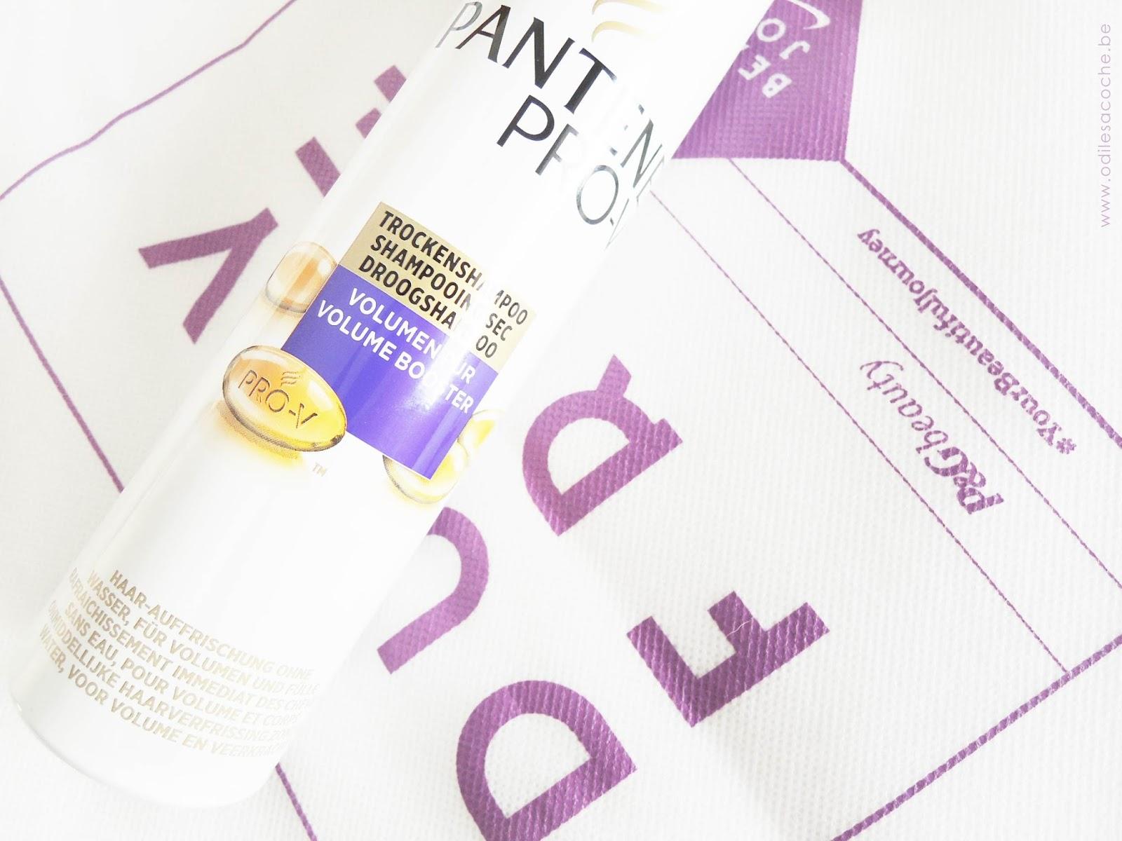 shampoing sec pro V