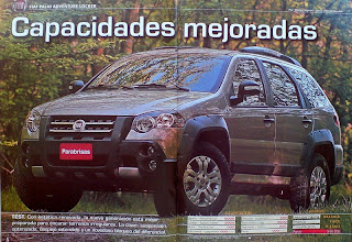 pruena revista parabrisas palio adventure locker