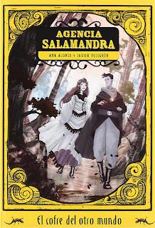 El cofre del otro mundo de Ana Alonso y Javier Pelegrín