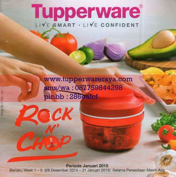 Katalog Tupperware Promo Januari 2015