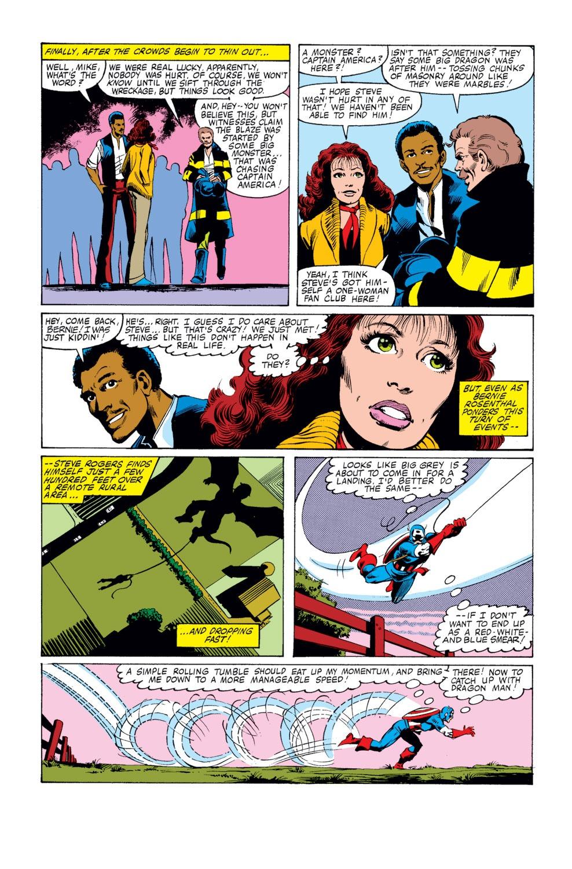 Captain America (1968) Issue #249 #164 - English 6