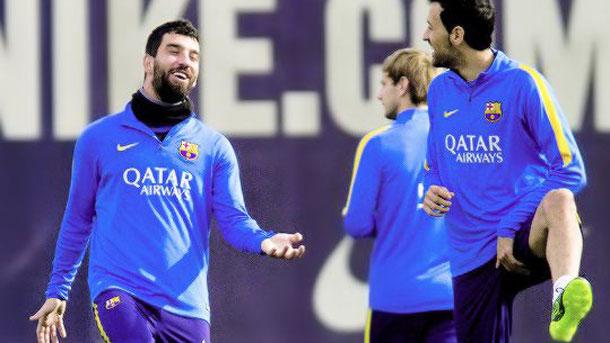 El FC Barcelona, con muchas bajas contra el Athletic