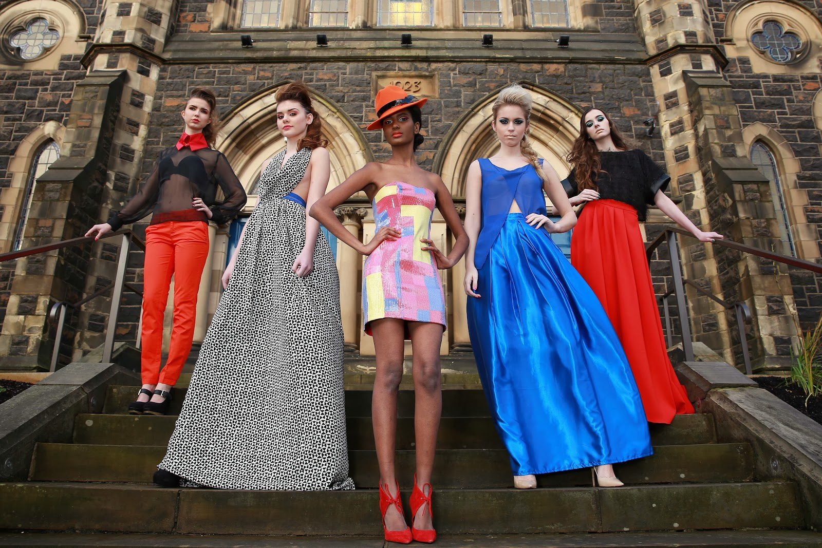 West Coast Cooler Belfast Fashionweek Launches It 39 S Tenth Year In Style