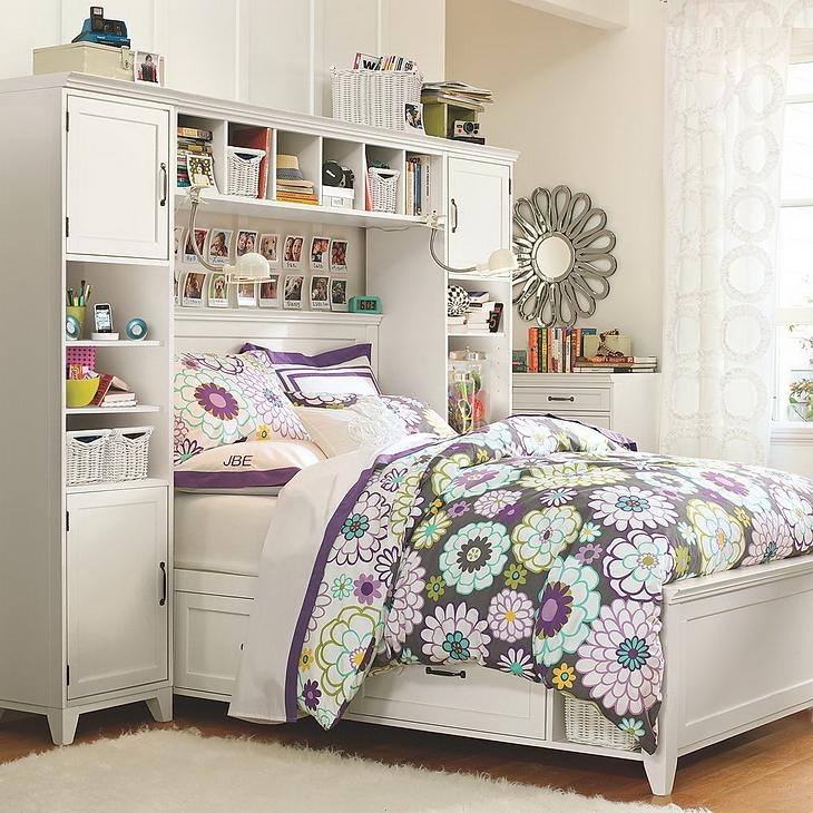 Modelos de dormitorios para chicas adolescentes Dormitorios adolescentes