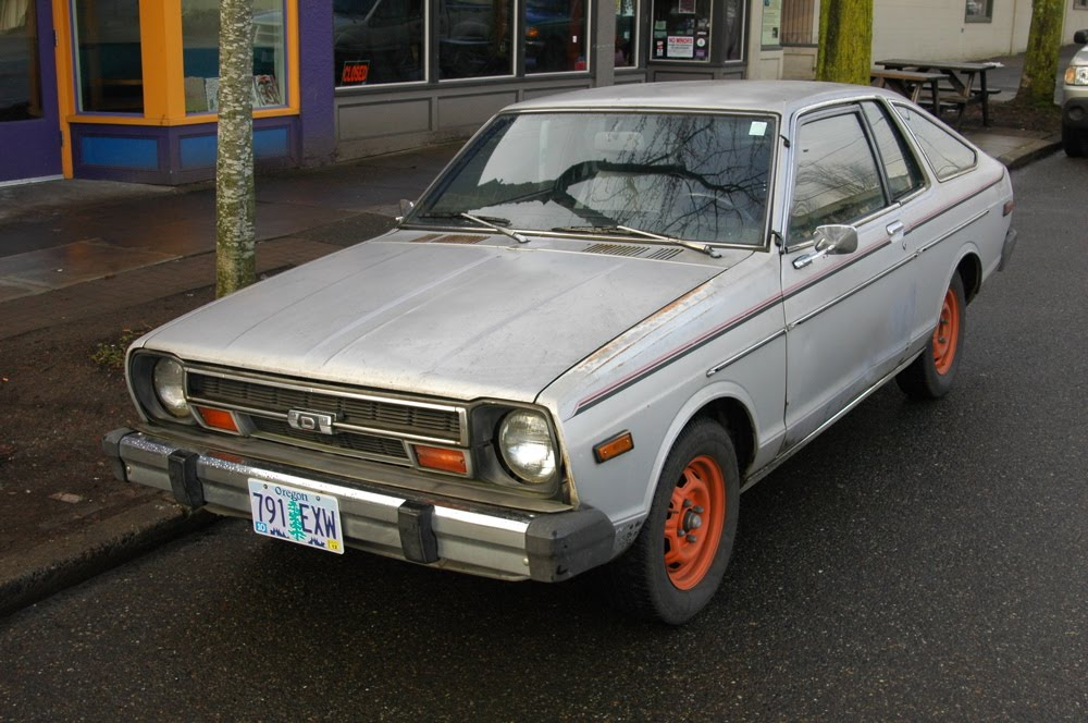 Datsun B210 all primer
