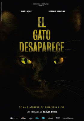 El Gato Desaparece audio latino