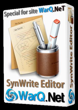 SynWrite Portable 中文免安裝版 | 程式碼編輯