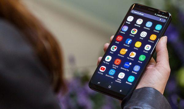 Samsung Galaxy S8 Plus 2