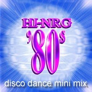 High-Energy 80's disco dance mini-mix - Various Artists Hi-NRG Eurobeat non-stop