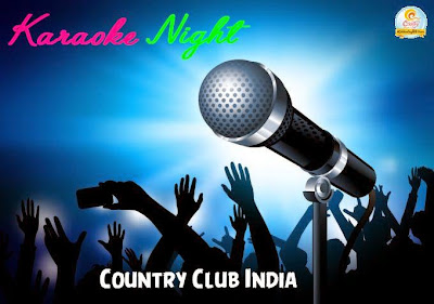 Country Club India Karaoke, Country Vacation