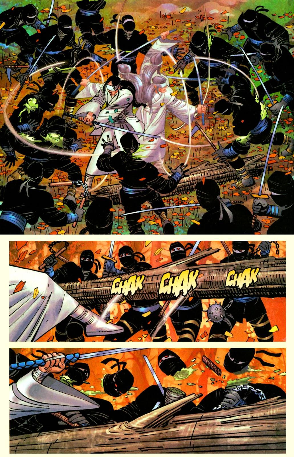 Read online Wolverine (2003) comic -  Issue #26 - 4