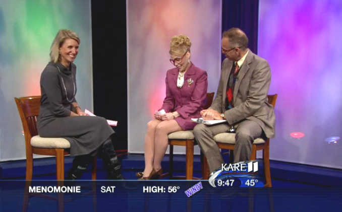 The appreciation of booted news women blog kare 11