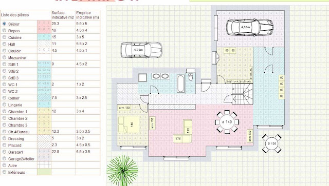 Comment Faire Un Plan De Maison Latest Bon Plan Maison Faire Un