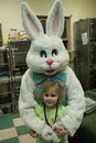 Makenna & the Easter Bunny