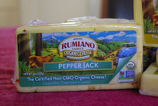 Rumiano Family Organic Cheese - Pepper Jack